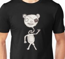 Space Pirate Monkey Unisex T-Shirt