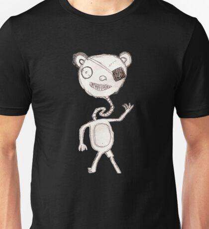 Space Pirate Monkey Unisex T-Shirt