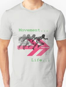 Movement. T-Shirt