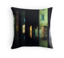 The Magic of Water Throw Pillow
