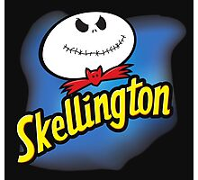 Skellington !!!! Photographic Print