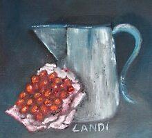 Pomegranate by RolandaV
