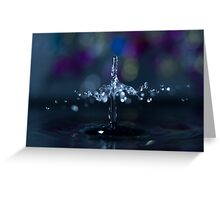 Sparkle of Light Greeting Card