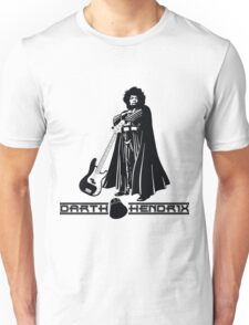 Darth Hendrix Unisex T-Shirt