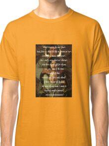 Princess Bride Rhymes Classic T-Shirt