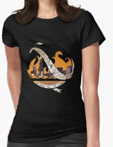 Sophomore Slump or Comeback of the Year Womens Fitted T-Shirt