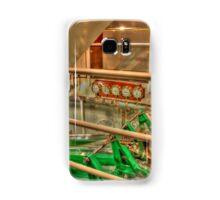 Steam boat engine Samsung Galaxy Case/Skin
