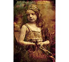 Gypsy Girl Photographic Print