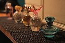 Perfume Display by JessicaJade