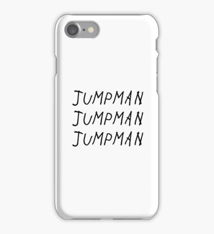 Jumpman Drake iPhone Case/Skin