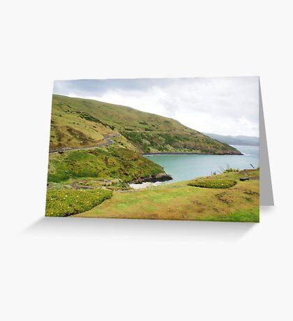 Coast Road Greeting Card