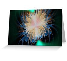 ©Taimiti Creations Designs - *Coloured Flower*  Greeting Card