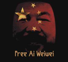 Free Ai Weiwei - NO MARKUP! by Christopher Pottruff