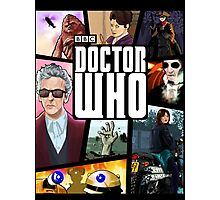 Doctor Who Series Nine Photographic Print