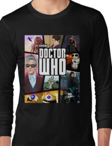Doctor Who Series Nine Long Sleeve T-Shirt