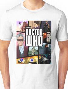 Doctor Who Series Nine Unisex T-Shirt