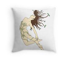 03: Plant Throw Pillow