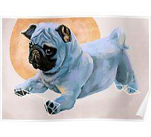Pug(nacious) Poster