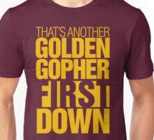 Minnesota Gophers - First down tee Unisex T-Shirt