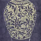 Mother&#x27;s Day Vase Papercut by Lynne Kells (earthangel)