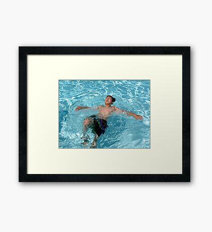 Master Patrick Framed Print