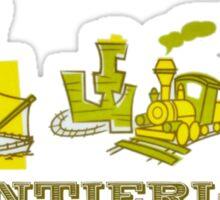 Frontierland Sticker
