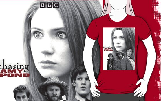 Chasing Amy Pond by DouglasFir