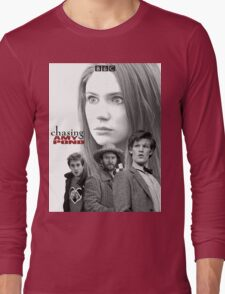 Chasing Amy Pond Long Sleeve T-Shirt