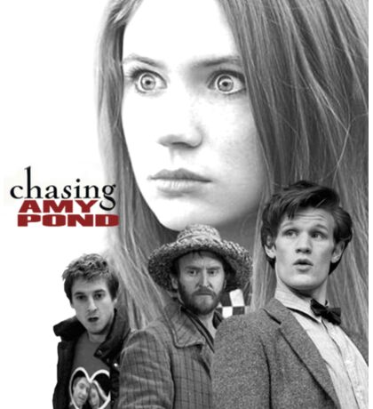Chasing Amy Pond Sticker