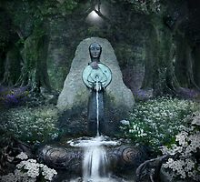 Beltane: Lady of the Sacred Well  by Celtic Mystery