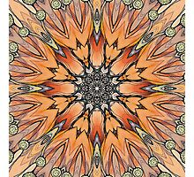 Mandala#68 Photographic Print