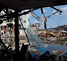 JAPAN Earthquake, Tsunami scars (9) by yoshiaki nagashima
