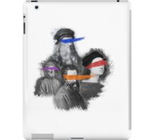 mutant painters iPad Case/Skin