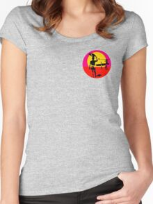 Surf  Women's Fitted Scoop T-Shirt