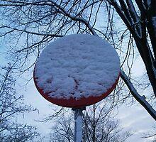Snow be carefull by AnnoNiem