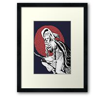 Witch persona Framed Print