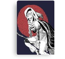 Witch persona Canvas Print