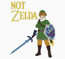 Not Zelda by OutlineArt