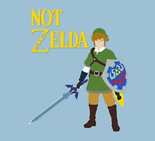 Not Zelda - Link  Unisex T-Shirt