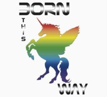 Born This Way by Adolph Hernandez
