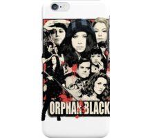 Orphan Black - Noir iPhone Case/Skin