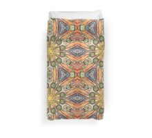 Abstract fantastic plant pattern  Duvet Cover