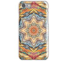 Mandala#8815 kaleidoscope iPhone Case/Skin