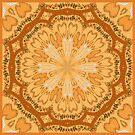 Orange Kaleido by WeeZie