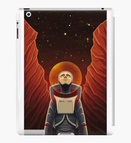 I Am Completely Alone Here iPad Case/Skin
