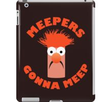 Meepers Gonna Meep iPad Case/Skin