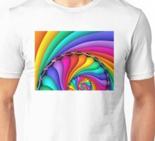 Rainbow Stitchery Unisex T-Shirt