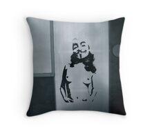 V of Vendetta Throw Pillow