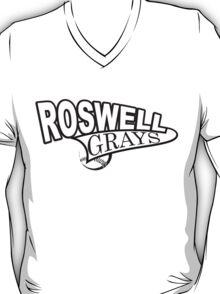 Roswell Grays Baseball T-Shirt