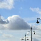 Heaven's lamposts by Paul Hickson